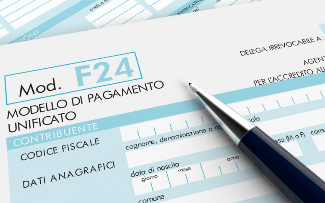 F24 compensati: nuovi obblighi di invio telematico