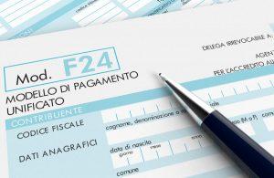 f24 compensato